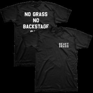 No Grass Tee