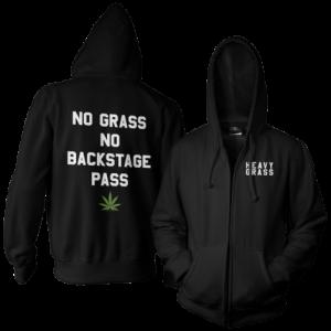 No Grass Hoodie